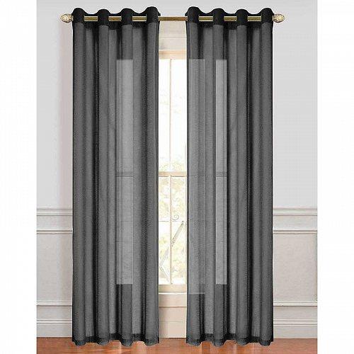 推奨 お祝いやプレゼントにも Dainty 特別セール品 Home Malibu Window Curtain Panel of 84 Set 2
