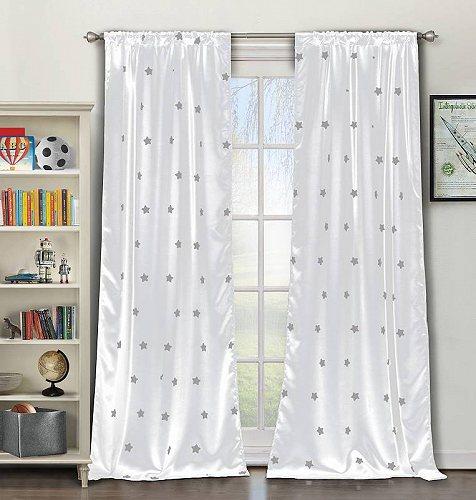 安心の定価販売 お祝いやプレゼントにも LALA + BASH Gruden Metallic Panel Curtain out 84 Pair ランキングTOP10