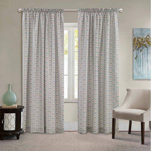 Sienna Navajo 【送料無料】【代引不可】【あす楽不可】 子供部屋 Mainstays Curtain Panel Window カーテン