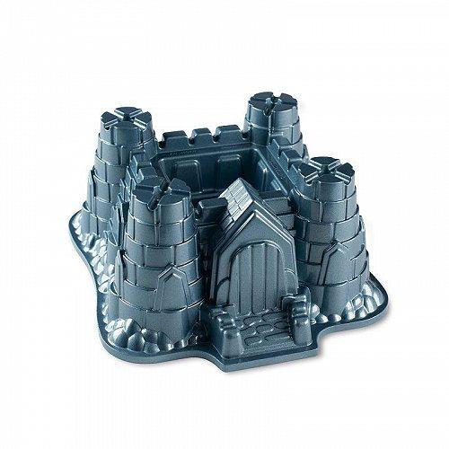 Nordic Ware Pro Cast Bakeware Nonstick Aluminum Castle Bundt Pan ノルディックウェア  【送料無料】【代引不可】【あす楽不可】