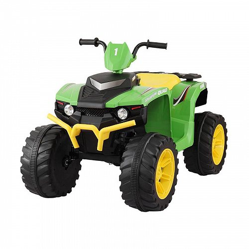 Hommoo 12V Electric キッズ 子供 Ride On ATV Car Truck Toy Gift  電動自動車 ・バイク【送料無料】【代引不可】【不可】