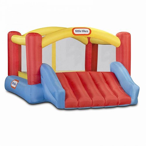 Little Tikes リトルタイクス Jump 'n Slide Inflatable Bounce House 大型遊具 バウンス ハウス トランポリン 【送料無料】【代引不可】【不可】