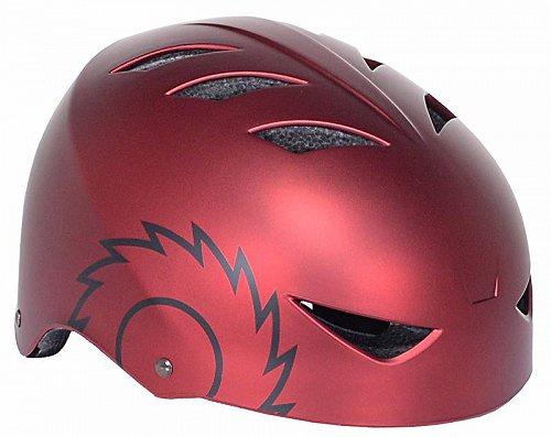 お祝いやプレゼントにも Razor レーザー Multi-Sport 品質保証 ランキングTOP5 ユース用 ヘルメット あす楽不可 送料無料 Red 代引不可 子供用 Cherry