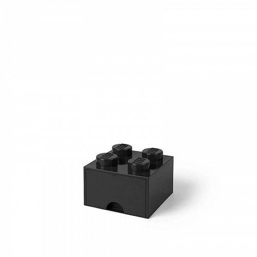 低価格化 お祝いやプレゼントにも Lego レゴ Storage Brick Drawer 4 おもちゃ箱 送料無料 買収 Black あす楽不可 代引不可