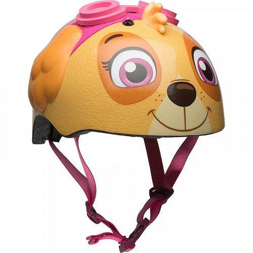 お祝いやプレゼントにも パウパトロール 3D Skye Hero Bike ヘルメット Toddler 代引不可 在庫限り あす楽不可 送料無料 3+ 子供用 期間限定特価品