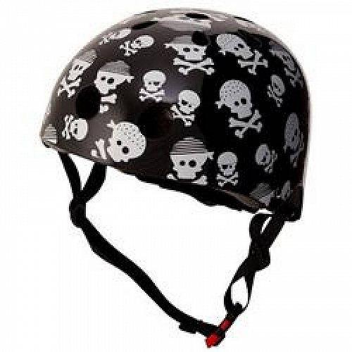 お祝いやプレゼントにも Kiddimoto Skullz ヘルメット Medium 子供用 送料無料 人気 代引不可 あす楽不可 メーカー在庫限り品