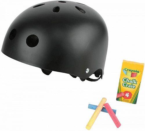 大決算セール お祝いやプレゼントにも Crayola Chalk おすすめ特集 Surface Ultra-light Bike ヘルメット for 送料無料 Ages to 8 5 代引不可 あす楽不可 子供用