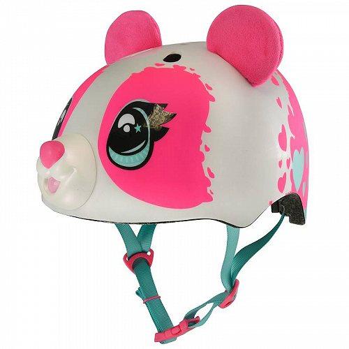 お祝いやプレゼントにも ピンク パンダ ヘルメット Toddler 送料無料 代引不可 あす楽不可 3+ 子供用 新作からSALEアイテム等お得な商品満載 即出荷