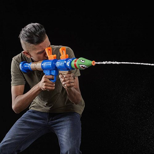 Nerf Fortnite RL Super Soaker Water Blaster Ages 6 and Up フォートナイト 送料無料あす楽不可AjL3Rq54