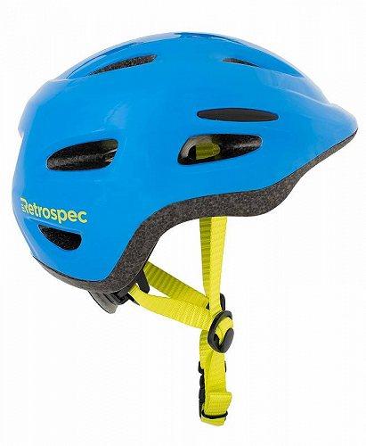 お祝いやプレゼントにも Retrospec Scout-1 超特価SALE開催 Bike スケート ヘルメット CPSC Approved Ages あす楽不可 1-10 送料無料 子供用 Matte 代引不可 Blue Royal 超定番