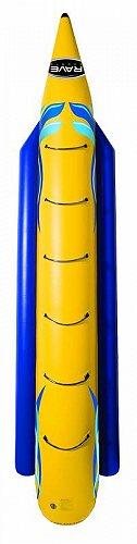 RAVE Sports 6-Person Waterboggan トーイングチューブ ・バナナボート 大型浮き輪 牽引 【送料無料】【代引不可】【不可】