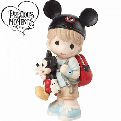 Precious Moments Disney Dreamer Boy Figurine Porcelain and Handpainted プレシャスモーメント ディズニー【送料無料】【代引不可】【あす楽不可】