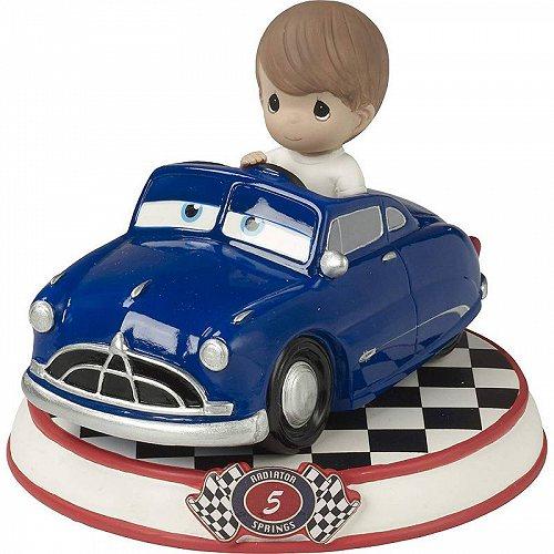 Precious Moments Doc Hudson Resin Figurine Cars 5 164435 Showcase Disney Pixar コレクション Multicolor Resin By プレシャスモーメント ディズニー【送料無料】【代引不可】【あす楽不可】