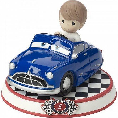 Doc Car Moments プレシャスモーメント Precious Gifts Hudson Resin Figurine Birthday Showcase Disney ディズニー【送料無料】【代引不可】【あす楽不可】 5