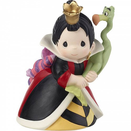 Precious Moments Disney You're The クィーン Of My ハート クィーン Of Hearts Figurine #193051 プレシャスモーメント ディズニー【送料無料】【代引不可】【あす楽不可】