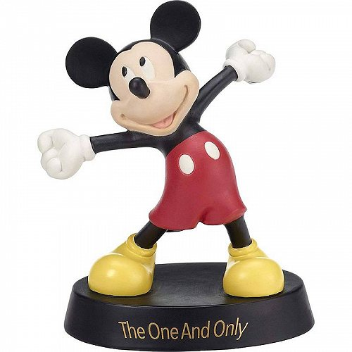 Precious Moments Disney The One And Only Mickey Mouse #182703 プレシャスモーメント ディズニー【送料無料】【代引不可】【あす楽不可】