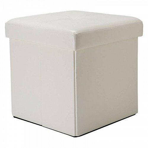 Simplify Single Folding Ottoman (15x15x15) Beige 家具 オットマン・コーヒーテーブル 【送料無料】【代引不可】【あす楽不可】