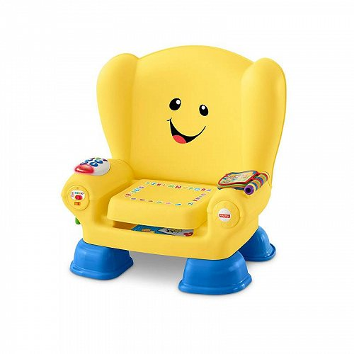 Fisher-Price フィッシャープライス Laugh & Learn Smart Stages Chair Yellow ABC Chair 知育玩具 英会話 英語 【送料無料】【代引不可】【あす楽不可】