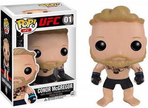 お祝いやプレゼントにも Funko POP UFC: CONOR MCGREGOR 送料無料 格闘技 正規店 代引不可 プロレス あす楽不可 《週末限定タイムセール》