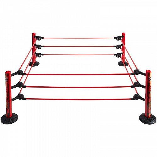 お祝いやプレゼントにも WWE 年末年始大決算 ダブル イー Jumbo 指輪 リング 20x20 Play ご予約品 Set 代引不可 for Action 12-Inch 送料無料 あす楽不可 プロレス 格闘技 Figures