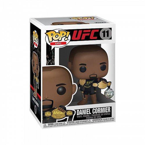 お祝いやプレゼントにも FunKo 優先配送 POP UFC: Daniel Cormier 送料無料 代引不可 プロレス あす楽不可 保証 格闘技