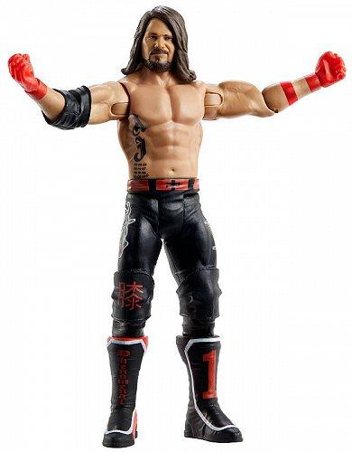 お祝いやプレゼントにも WWE ダブル イー AJ Styles Action 送料無料 格闘技 プロレス Figure 毎週更新 安い 代引不可 あす楽不可