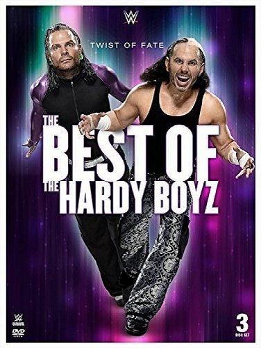 お祝いやプレゼントにも Warner Bros. タイムセール WWE: Twist of Fate: The Boyz 格闘技 あす楽不可 プロレス 2020 Best 代引不可 送料無料 Hardy