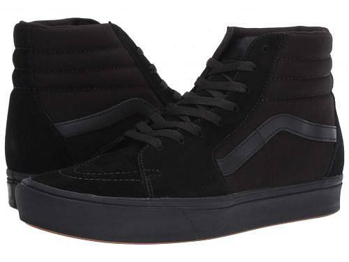 送料無料 バンズ Vans シューズ 靴 スニーカー 運動靴 ComfyCush SK8-Hi - (Classic) Black/Black