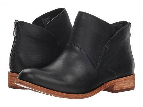 送料無料 コークイーズ Kork-Ease レディース 女性用 シューズ 靴 ブーツ アンクルブーツ ショート Ryder - Black