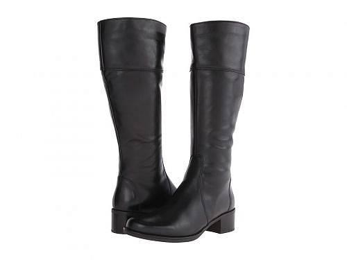 送料無料 ラカナディアン La Canadienne レディース 女性用 シューズ 靴 ブーツ ロングブーツ Passion - Black Leather