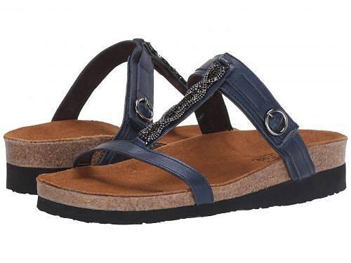 送料無料 ナオト Naot レディース 女性用 シューズ 靴 サンダル Malibu - Polar Sea Leather