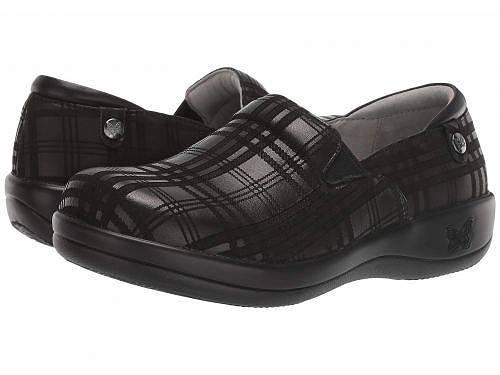 日本未発売 セール品 海外ブランドの靴 スニーカー バッグ 子供服 鞄 水着など取り扱い多数 プレゼントやお祝いにも 送料無料 アレグリア Alegria レディース Meet 格安 価格でご提供いたします 記念日 シューズ 女性用 - To クロッグ You 靴 Plaid Professional Keli ミュール