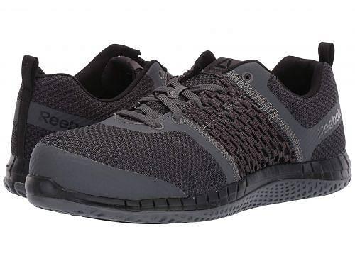 送料無料 リーボック Reebok Work メンズ 男性用 シューズ 靴 スニーカー 運動靴 Print Work ULTK - Coal Grey/Black