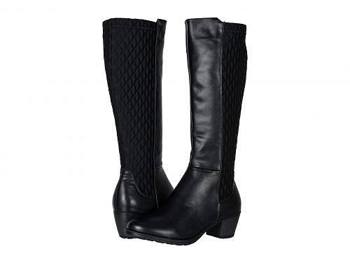 送料無料 プロペット Prop?t レディース 女性用 シューズ 靴 ブーツ ロングブーツ Talise - Black