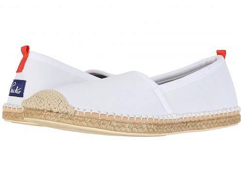 送料無料 Sea Star Beachwear レディース 女性用 シューズ 靴 ローファー ボートシューズ Beachcomber Espadrille Water Shoe - White