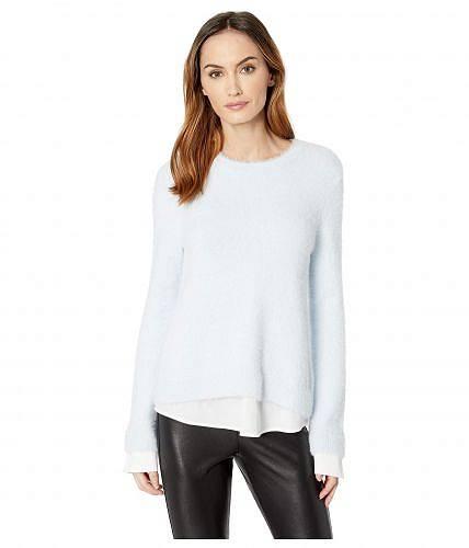 イヴァンカトランプ Ivanka Trump レディース 女性用 ファッション セーター Combo 2-Pher Sweater - Frost