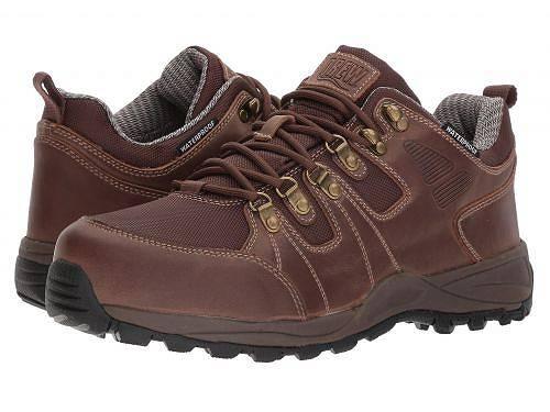 送料無料 ドリュー Drew メンズ 男性用 シューズ 靴 スニーカー 運動靴 Canyon - Brown Tumbled Leather