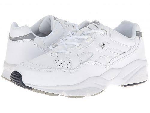 日本未発売 セール品 海外ブランドの靴 スニーカー バッグ 子供服 鞄 水着など取り扱い多数 プレゼントやお祝いにも 送料無料 日本産 プロペット Prop?t レディース 女性用 シューズ Stability Diabetic Code HCPCS Shoe Walker 運動靴 White A5500 Medicare - 海外並行輸入正規品 Leather = 靴