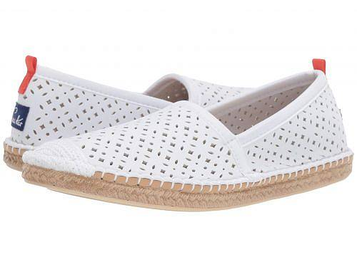 送料無料 Sea Star Beachwear レディース 女性用 シューズ 靴 ローファー ボートシューズ Beachcomber Espadrille Water Shoe - White Eyelet
