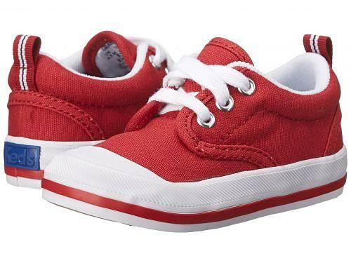 送料無料 ケッズ Keds Kids 男の子用 キッズシューズ 子供靴 スニーカー 運動靴 Graham (Toddler) - Red