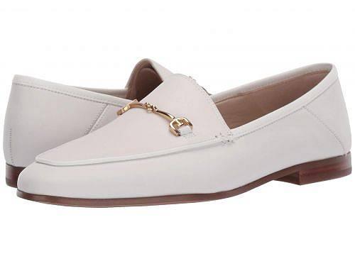 サムエデルマン Sam Edelman レディース 女性用 シューズ 靴 ローファー ボートシューズ Loraine Loafer - Bright White Modena Calf Leather 2