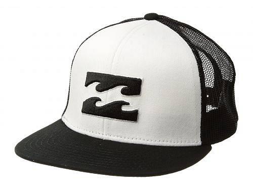送料無料 Billabong Kids ビラボン 男の子用 ファッション雑貨 小物 帽子 トラッカーハット All Day Trucker (Big Kids) - White