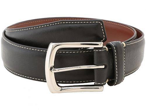 送料無料 トリオレザー Torino Leather Co. メンズ雑貨 小物 ベルト 35MM Burnished Tumbled - Black