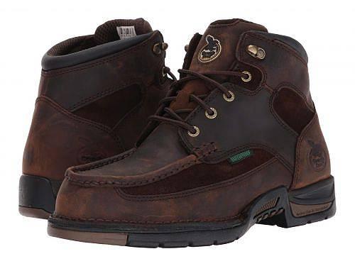 送料無料 ジョージアブーツ Georgia Boot メンズ 男性用 シューズ 靴 ブーツ ワーカーブーツ 6
