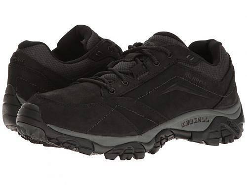 送料無料 メレル Merrell メンズ 男性用 シューズ 靴 スニーカー 運動靴 Moab Adventure Lace - Black