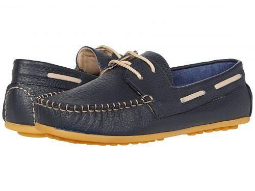 エレファンティート Elephantito 男の子用 キッズシューズ 子供靴 ボートシューズ Regatta Boat Shoe (Toddler/Little Kid/Big Kid) - Blue