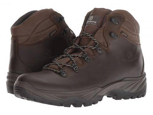 送料無料 スカルパ SCARPA メンズ 男性用 シューズ 靴 ブーツ ハイキング トレッキング Terra GTX - Brown 1