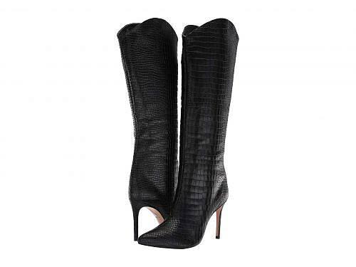 送料無料 シュッツ Schutz レディース 女性用 シューズ 靴 ブーツ ロングブーツ Maryana - Black