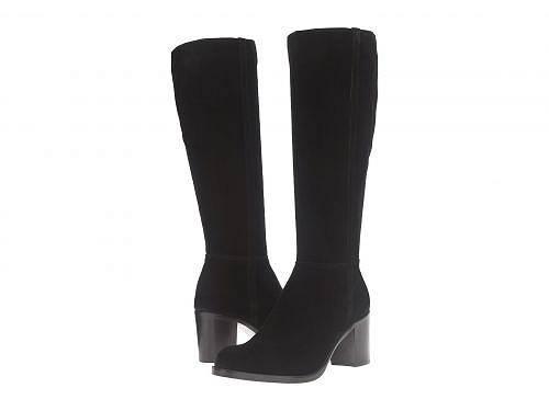 送料無料 La Canadienne ラカナディアン ブーツ ロングブーツ レディース 女性用 シューズ 靴 La Canadienne ラカナディアン Phebe - Black Suede