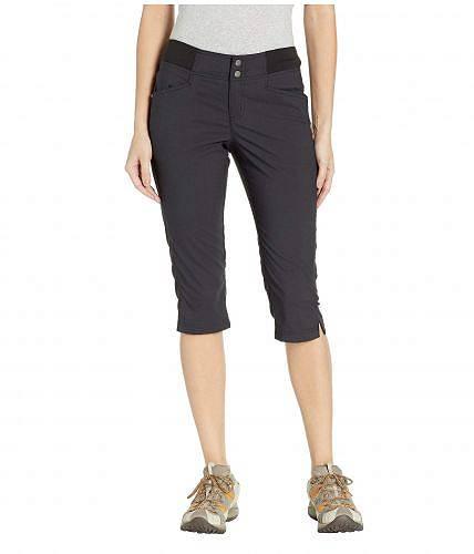 ロイヤルロビンズ Royal Robbins レディース 女性用 ファッション パンツ ズボン Jammer Capri - Jet Black 2